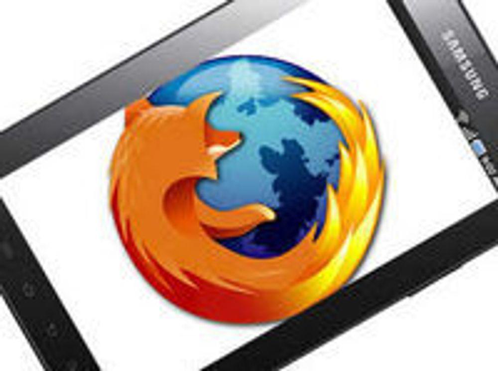 Bedre Firefox for nettbrett