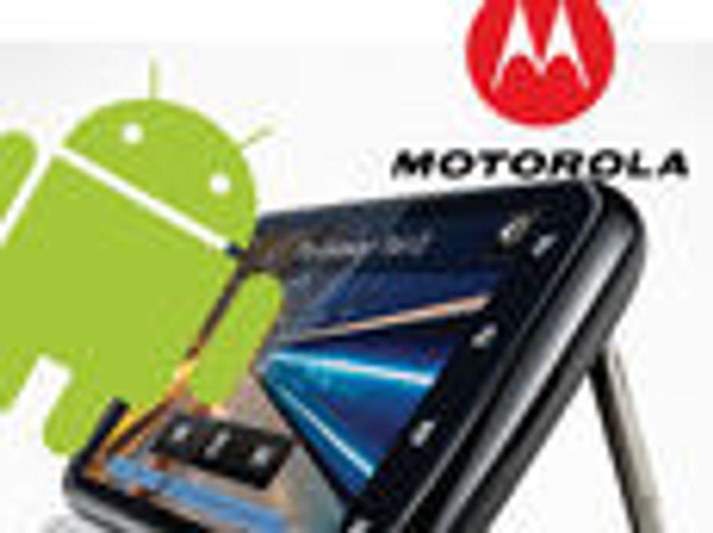 Google kjøper Motorola