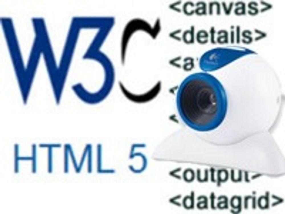 HTML5 kan få støtte for videokonferanser