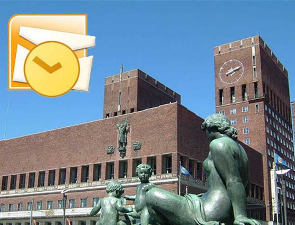 Oslo kommune velger åpen kildekode