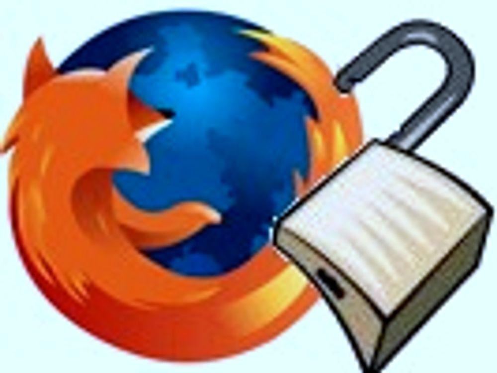 Firefox-sårbarhet lekket på nettet