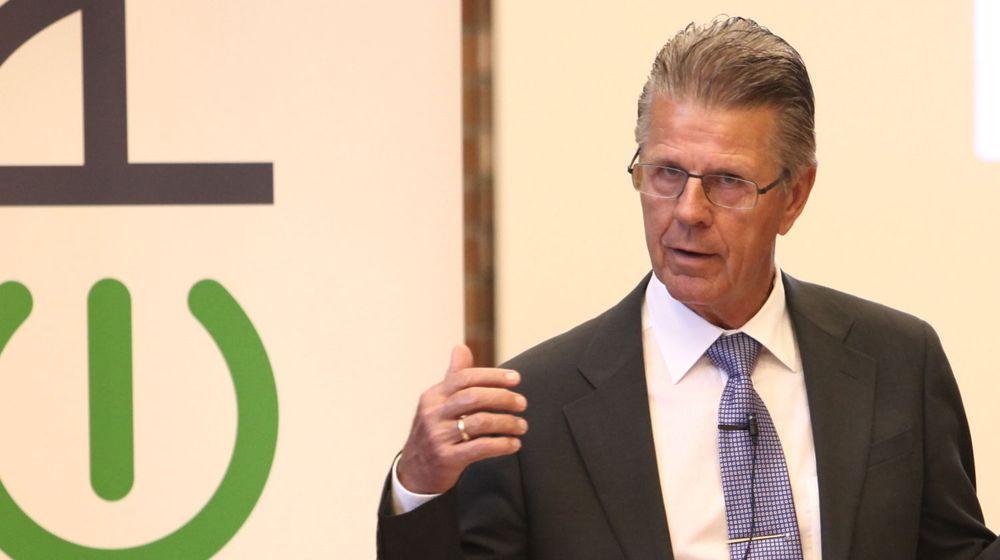 Det ble ikke noe salg på Ib Kunøe, den danske investoren som eier over 28 prosent av aksjene i Atea.