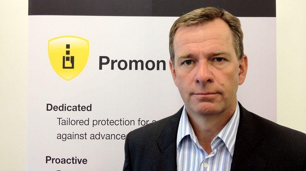 Jan Søgaard er ny administrerende direktør i Promon, et norsk gründerselskap som utvikler teknologi for å verne applikasjoner mot tukling fra uvedkommende.