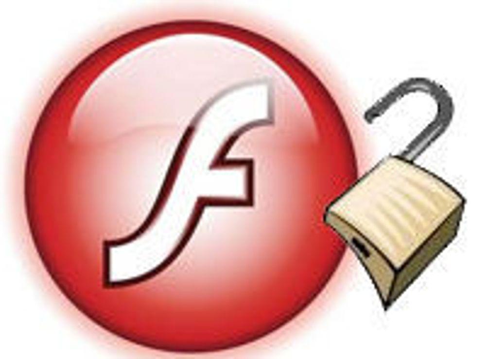 Flash-sårbarhet utnyttes av kriminelle