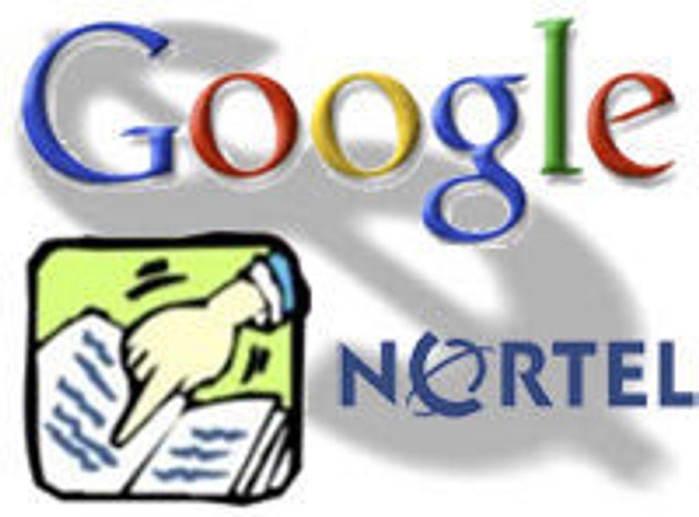 Google vil kjøpe seg et patentforsvar
