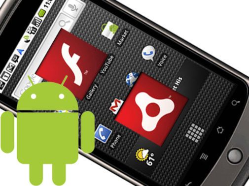 Adobe med Flash-beta til Android