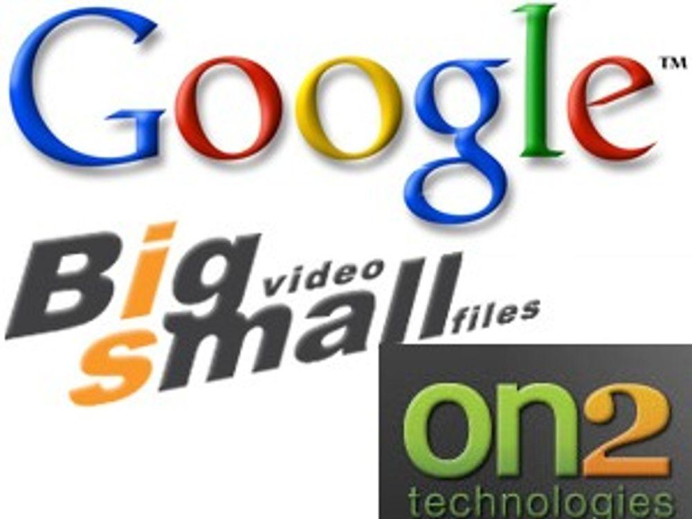 - Google skal åpne avansert videoformat
