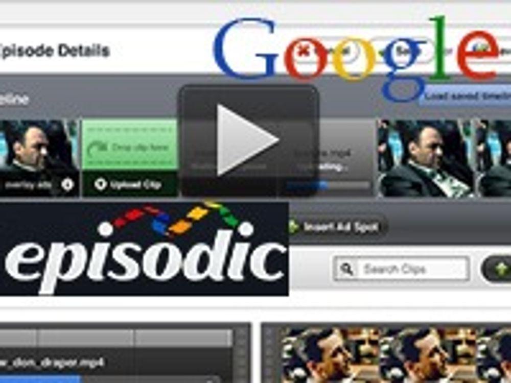 Google kjøper webvideo-selskap