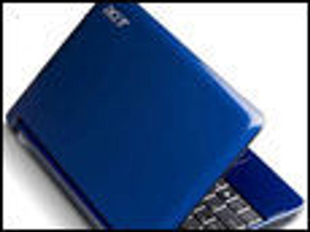 Acer skal satse tungt på Linux