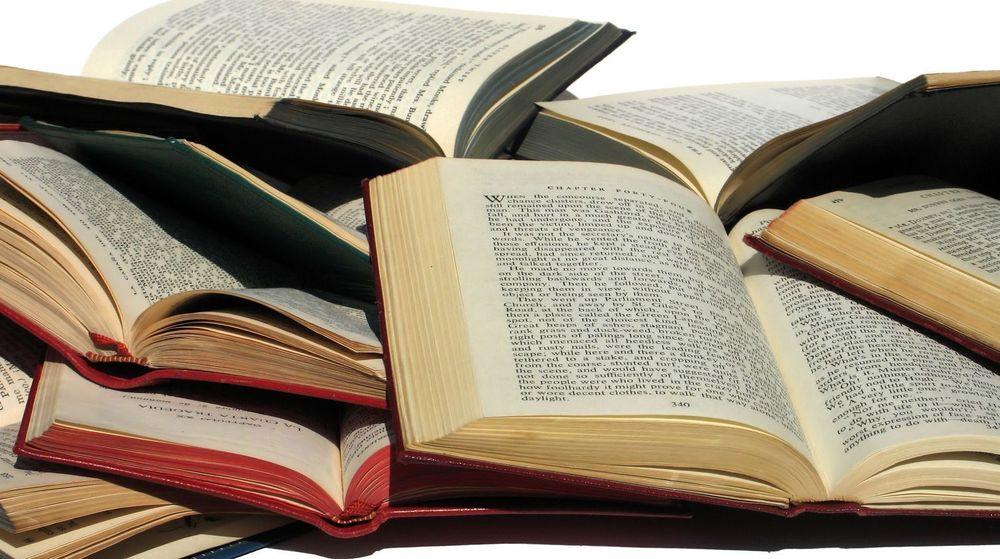 INNEN FEM ÅR: Nettstedet Bokhylla skal inneholde nær alt som er utgitt på norske forlag, helt fra de tidligste tider, ifølge Nasjonalbiblioteket.