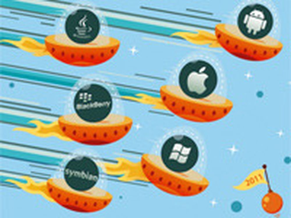 Flere mobilutviklere velger webplattformen