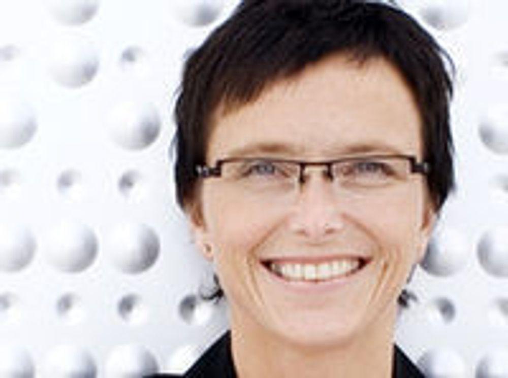 Fornyingsminister Heidi Grande Røys. (Foto: Sara Johannessen)