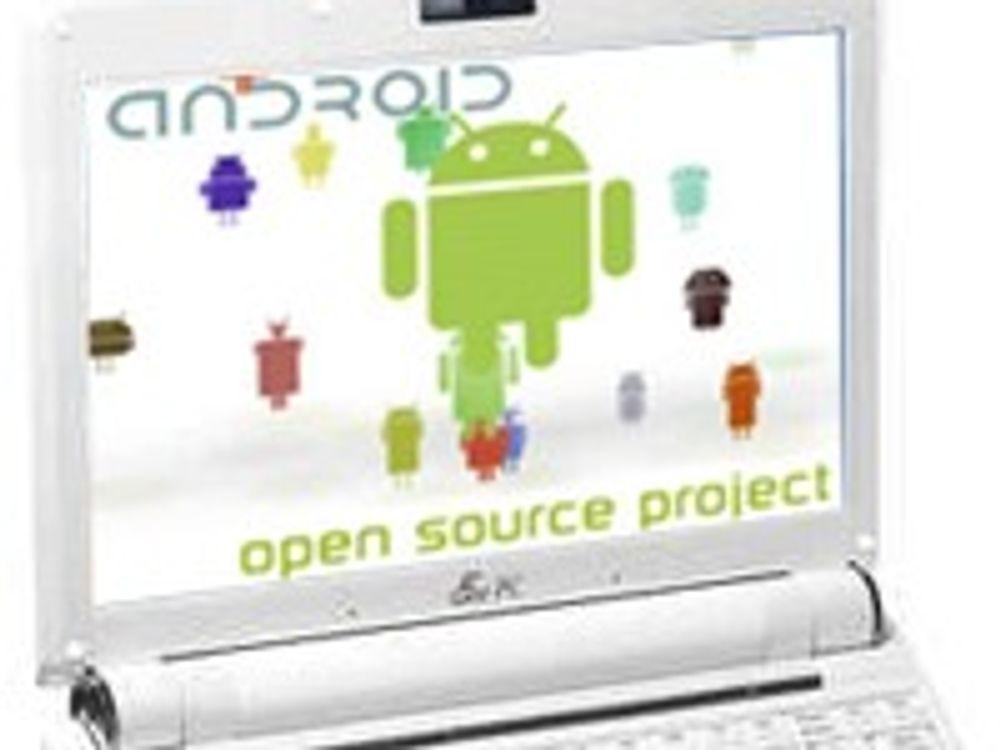 PC-gigant vurderer bærbare med Android