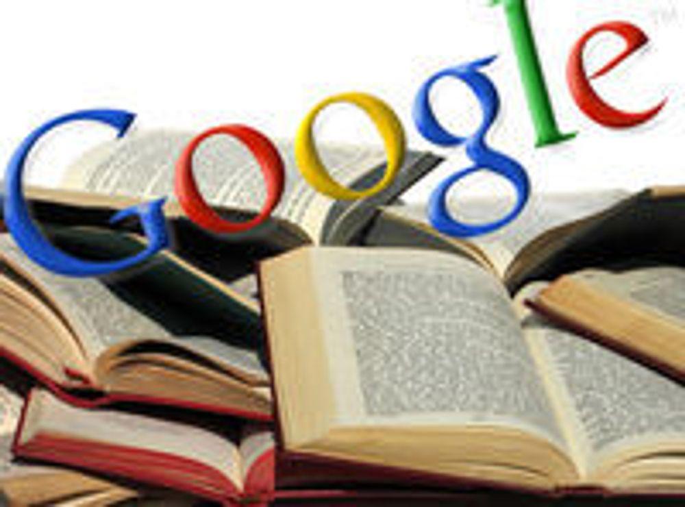 Nekter å gi Google monopol på bøker