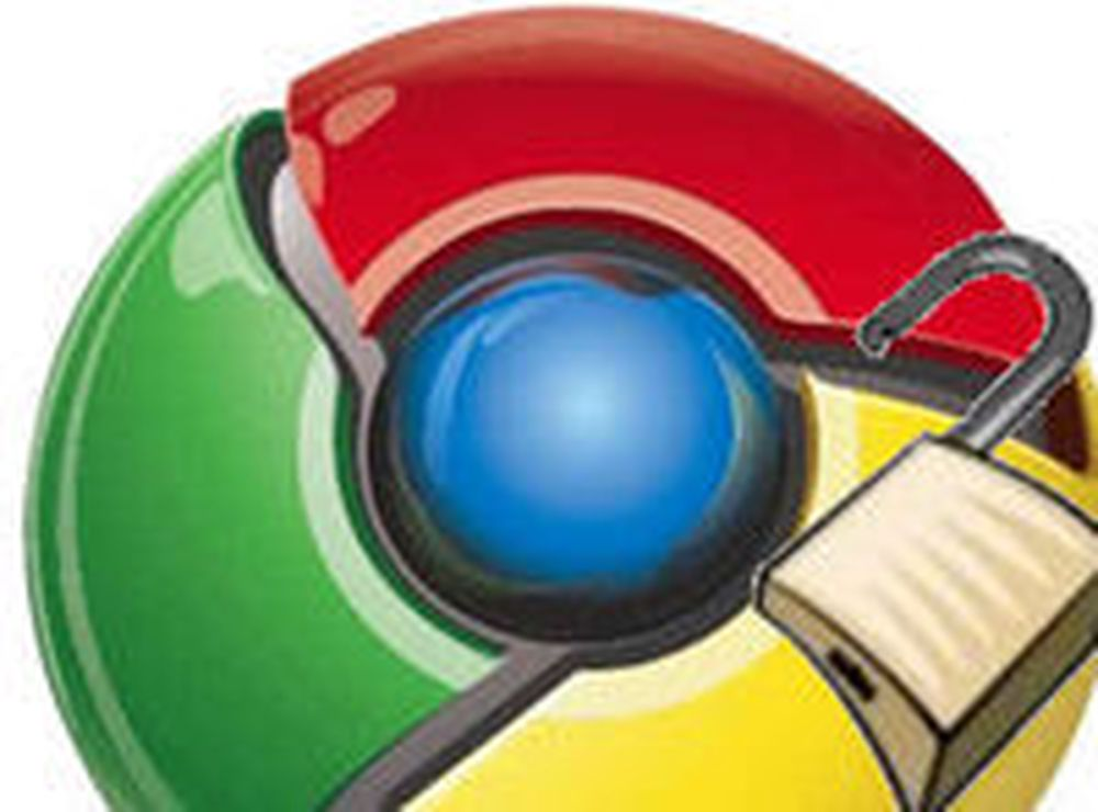Utlover belønning for Chrome-sårbarheter