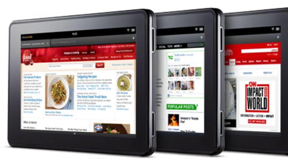 Amazon begynte denne uken å sende ut Kindle Fire til sine kunder. Til neste år kan det være en smarttelefon de sender ut, fremgår det av opplysninger fra Citigroup.