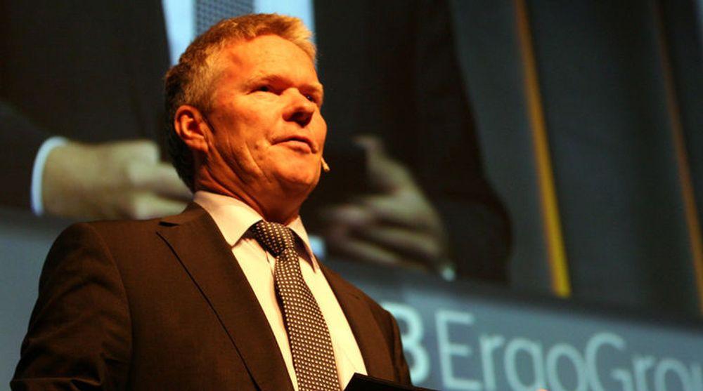 EDB Ergogroup, med Terje Mjøs i spissen, skal bidra til å forenkle anbudsprosessene i offentlig sektor.