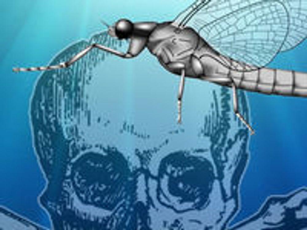 Datavirus er døgnfluer