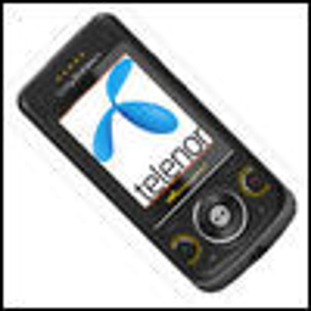 SMS-trøbbel i Telenor i sju timer