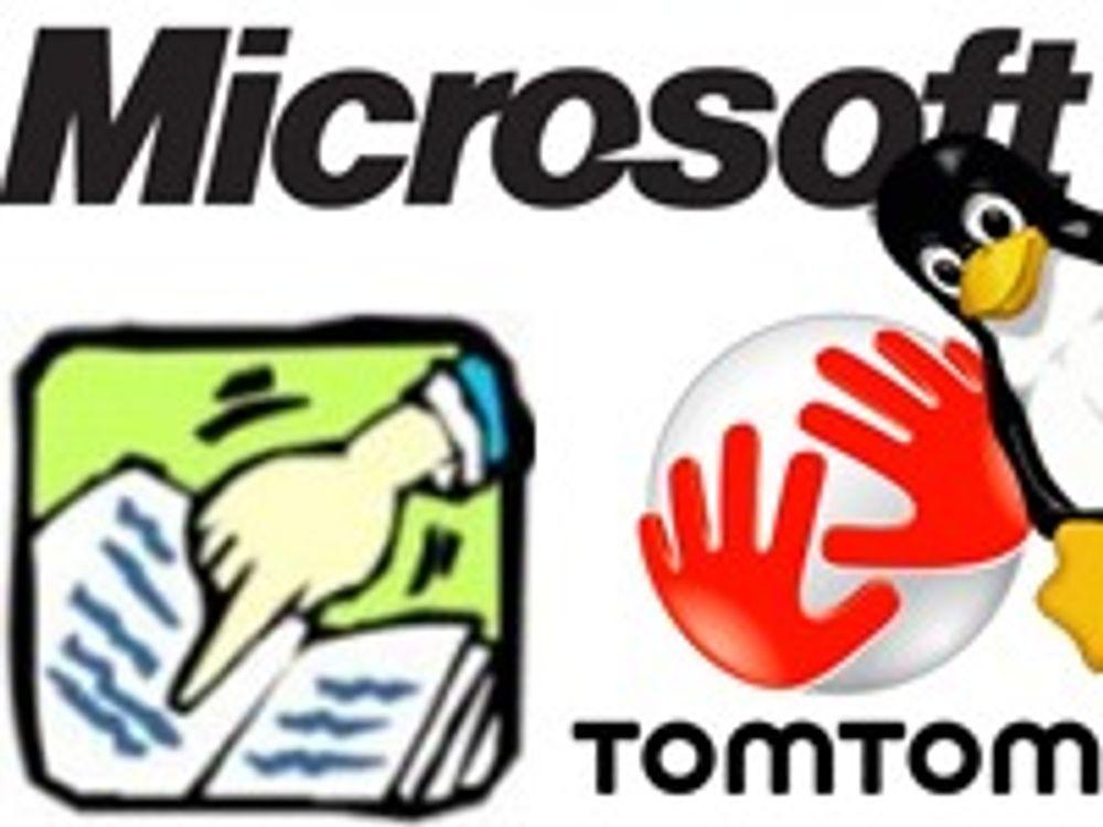 Microsoft retter Linux-søksmål mot TomTom