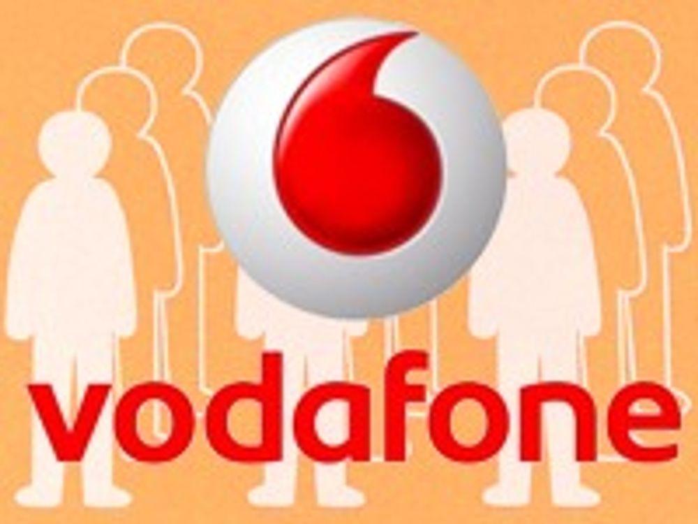 500 må gå i Vodafone