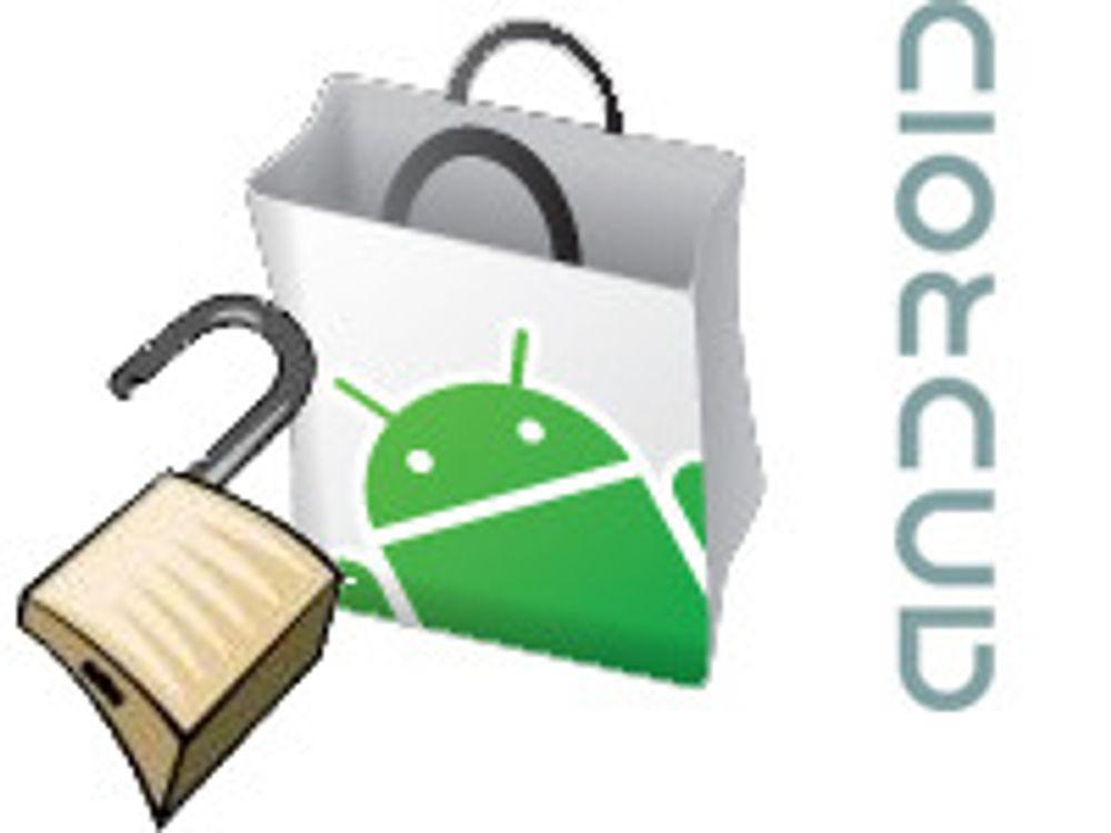 Android-hull åpner for skjult installasjon