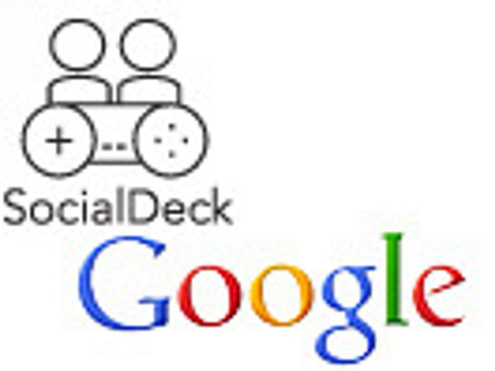 Google kjøper mobilspillselskap