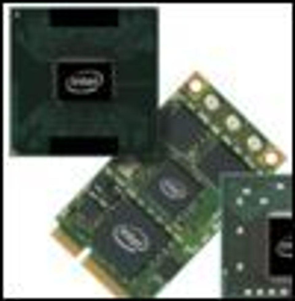 Intels prosessor-dryss på elektronikkmesse