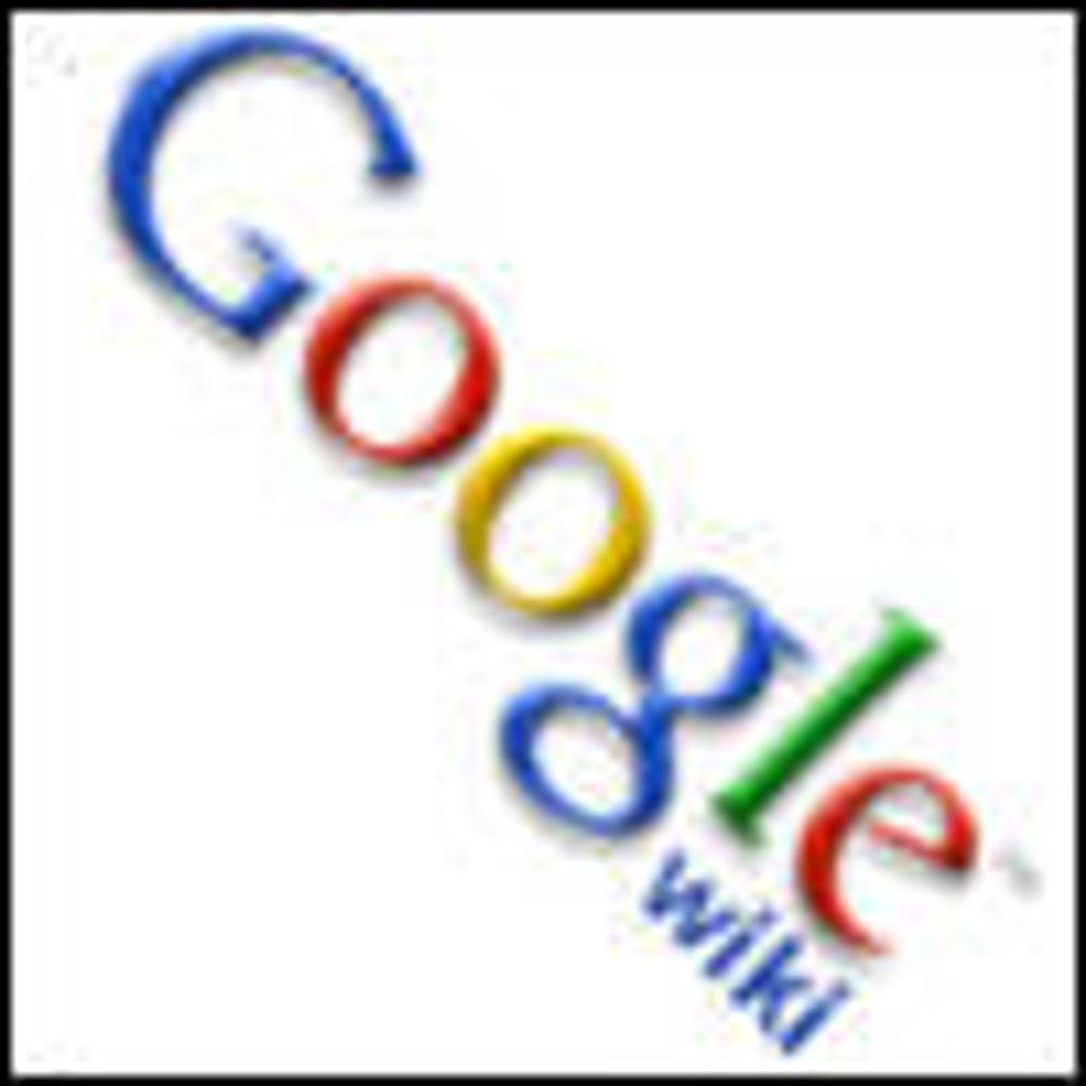 Tror på snarlig Google Wiki-lansering