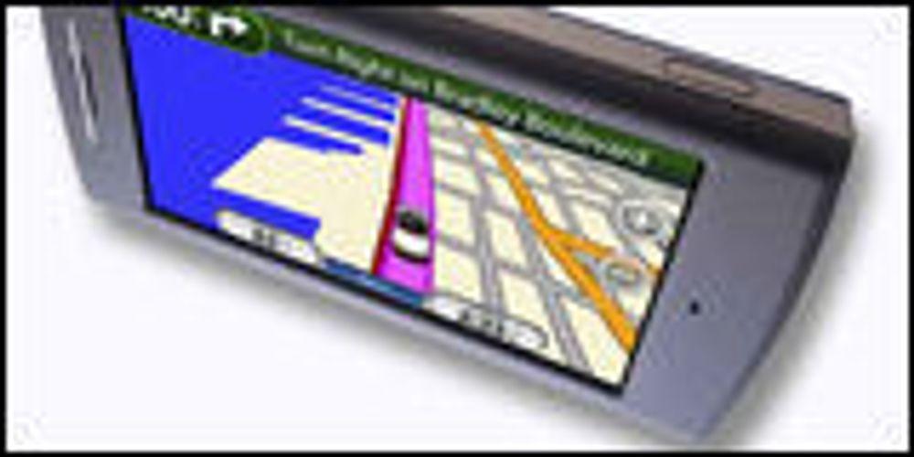 Garmin skal tilby egen GPS-mobil