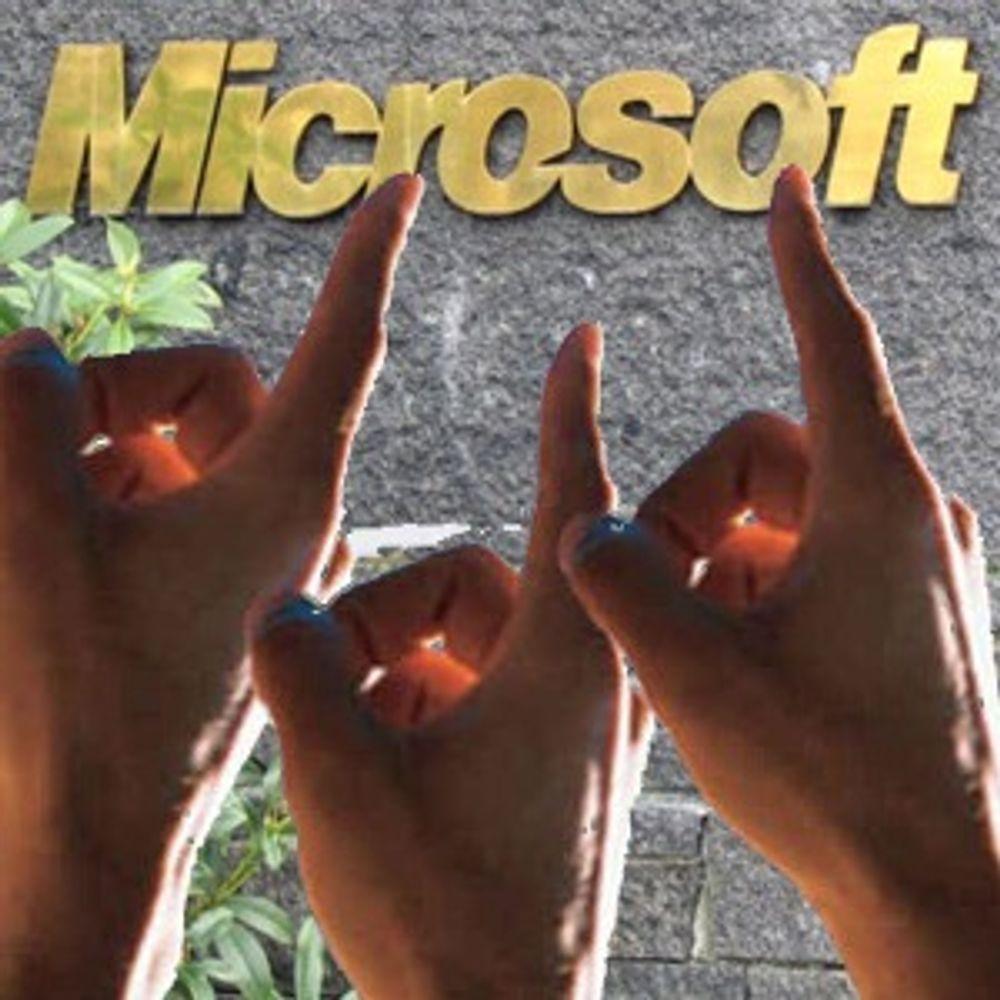 Myndighetene overvåker Microsoft i to år til