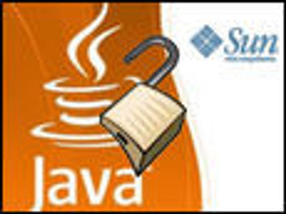 En mengde sårbarheter fjernet fra Java
