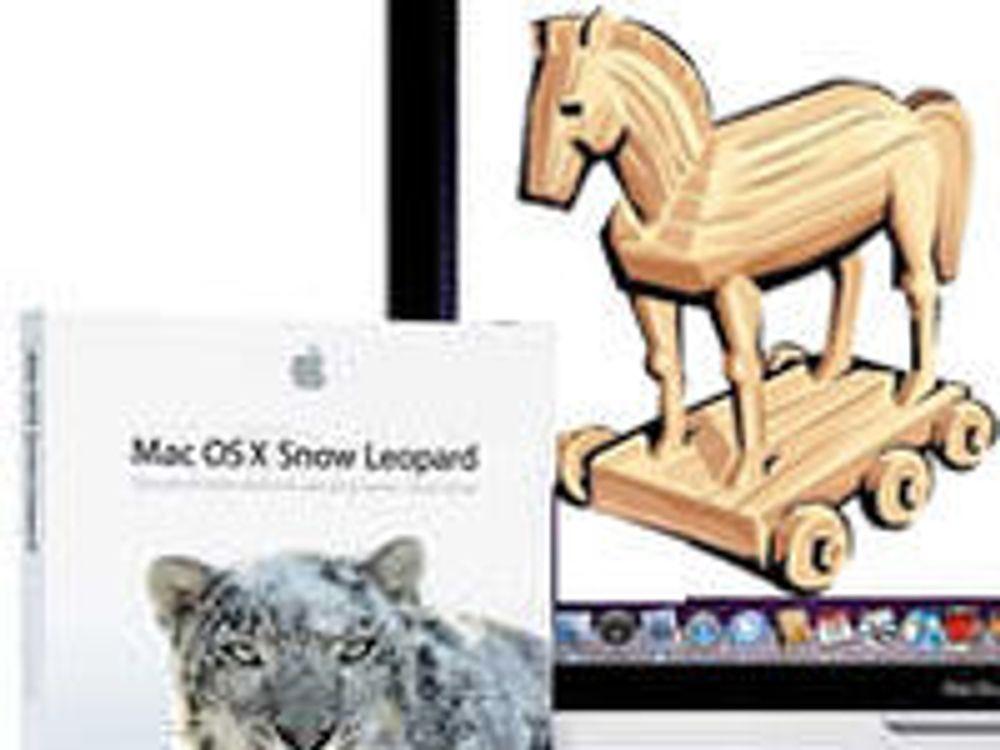 Apple bekjemper trojaner i det stille