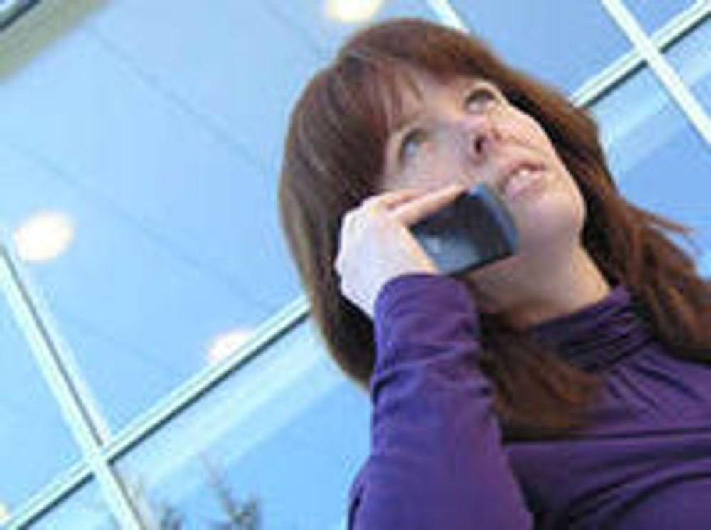 Påbyr strålemerking av mobiltelefoner