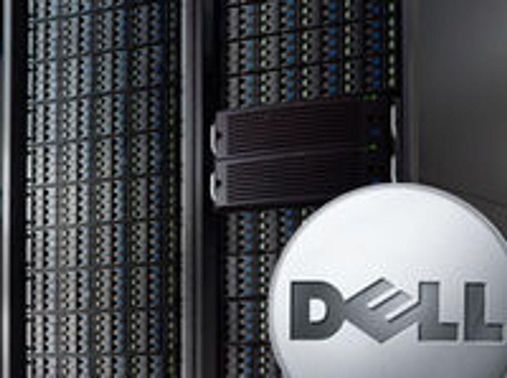 Dells kjøp av Compellent er i boks