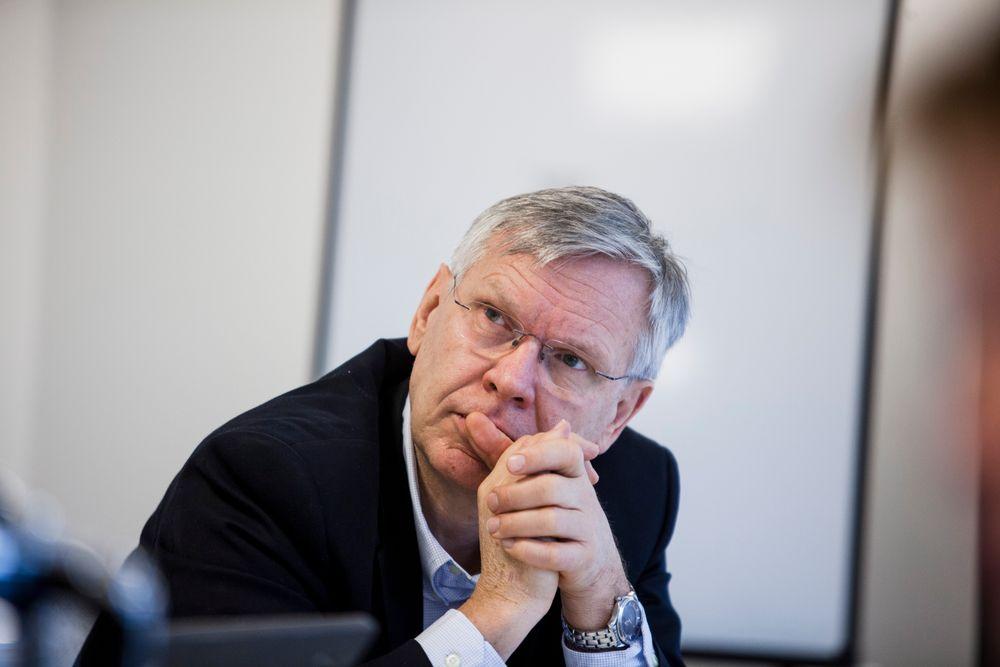 Jørgen Myrland ble Ciscos lengstsittende sjef. Han forlater i dag norgeskontoret etter å ha fått et generøst tilbud om etterlønn.