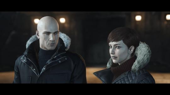 Agent 47s tidligere oppdragsgiver, Diana Burnwood, dukker opp i spillets prolog.