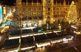 Tyskland, her representert ved rådhuset i München, har store utfordringer med digitalisering av industrien.