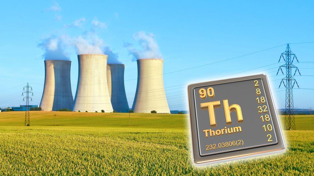 Thoriumkraftverk er nødvendig for å produsere den energien verden trenger på en miljøvennlig måte, mener artikkelforfatterne.