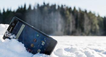 Test: Sony Xperia M5