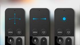 Å sveipe rundt i et langt alfabet på skjermen var noe av det mest irriterende vi gjorde da vi testet Apple TV for noen måneder siden.