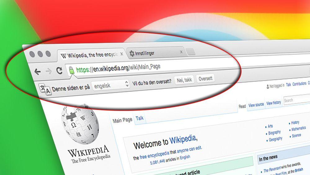 Vi er ganske lei av at Chrome maser om oversetting av nettsider vi besøker. Vi regner med at du er det samme og viser deg her hvor enkelt det er å kvitte seg med funksjonen.