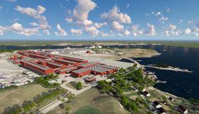 Samarbeid med myndighetene sørger for at Hydro skal teste ut sin nye og mer energieffektive aluminiumsteknologi på Karmøy.
