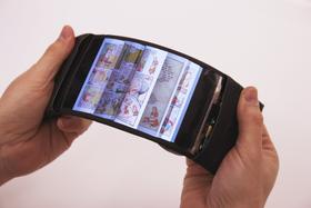 Teknologien kan blant annet simulere følelsen av å bla gjennom en bok.
