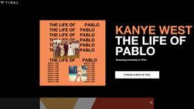 Wests album fikk nylig en eksklusiv lansering på Tidal, til fansens skuffelse.