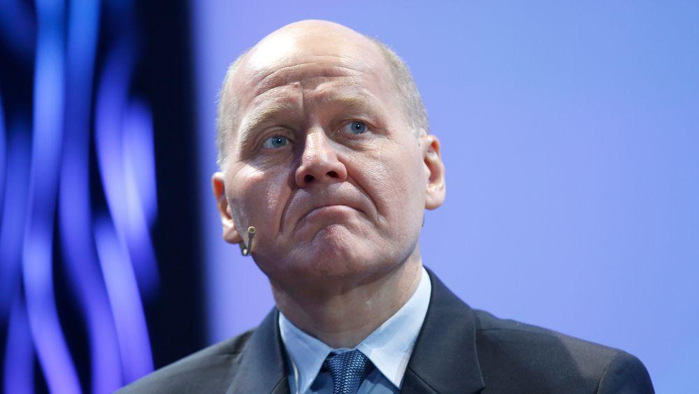 Tung start: Sigve Brekke har fått mye i fanget etter at han tok over etter Jon Fredrik Baksaas. Foto: NTB scanpix.