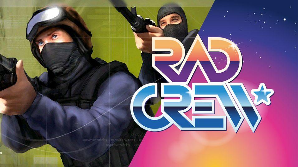 Counter-Strike er et av spillene som begynte som en mod.