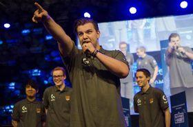 Adrian «Dipzey» Kjellesvik har mye positivt å si om sitt opphold hos Lions.
