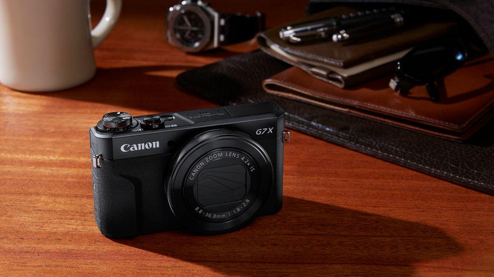 Canon PowerShot G7X får sin Mark II, og det ser lovende ut.