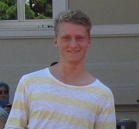 Magnus Jørgensen er styremedlemhos Lions.